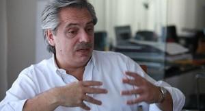 Alberto F,  ahora con Randazzo.