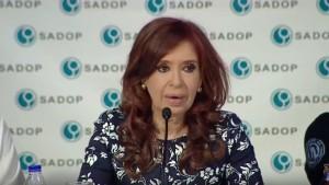 Los augurios de CFK.