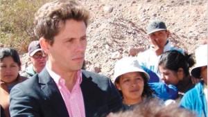 El fiscal anticorrupción jujeño Millón Quintana.