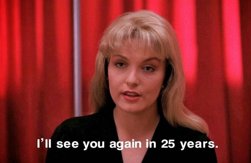 Twin Peaks 25