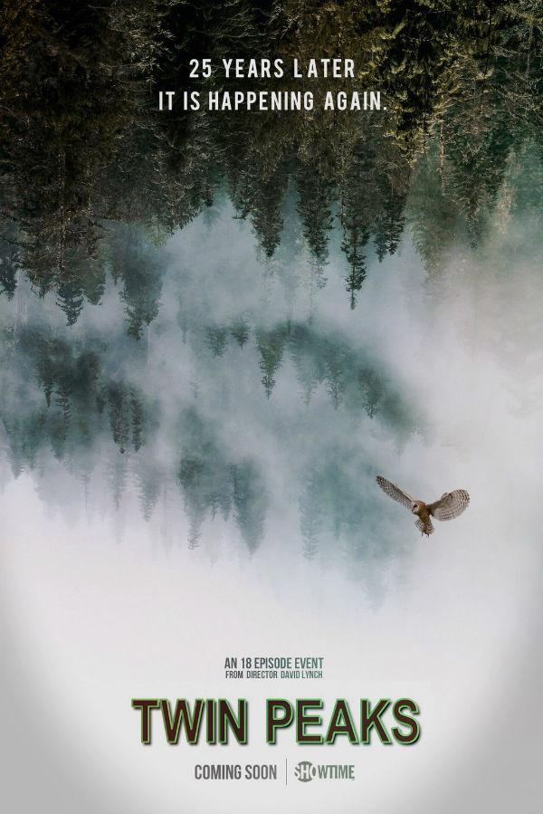 Twin Peaks poster 2
