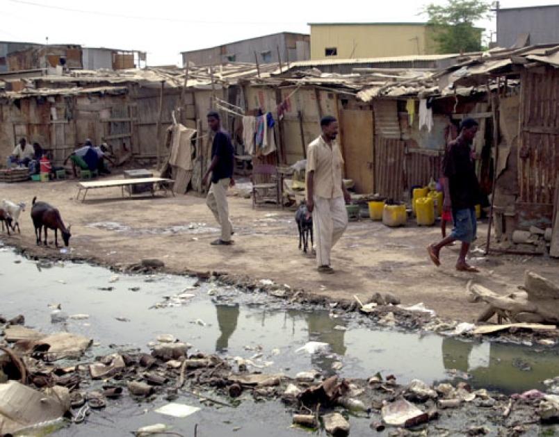 Resultado de imagen de pobreza en yibuti