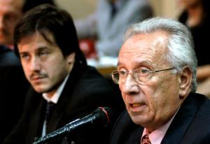 Héctor y Mariano Recalde