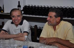 A Menem lo impulsa el gobernador riojano Beder Herrera.