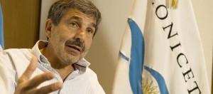 """Salvarezza, el candidato """"científico"""" de CFK."""