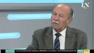 Jorge Sappia, picante.