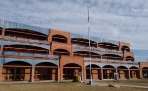 La Facultad de Artes y Diseño de la UNCuyo, sede contestataria.