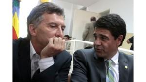 Los primos Macri.