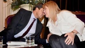 Massa y Stolbizer, ¿para bajar a CFK?