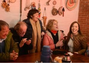 """Ocaña, Vidal y el """"voto jubilado""""."""