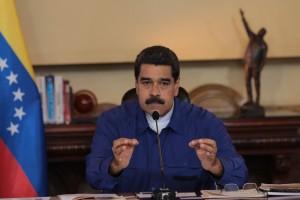 Rechazo a Nicolás Maduro.