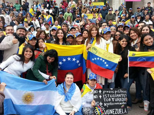 Vía de escape: En Argentina ya hay más de 36 mil venezolanos refugiados de Maduro