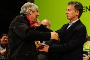 Moyano-Macri: ¿fin del amor?