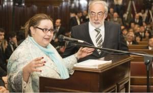 Los abogados Peñafort y Barcesat, contratados por Alicia K.
