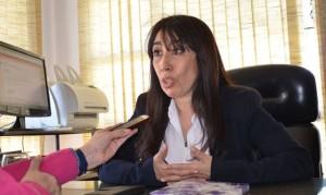 Roxana Reyes, diputada radical, promovía la destitución.