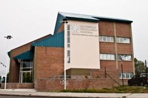 La sede de la UTN en Santa Cruz.