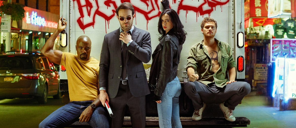 The Defenders: llegó la hora de los superhéroes