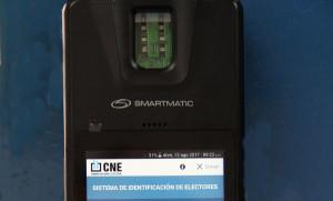 Los dispositivos biométricos.