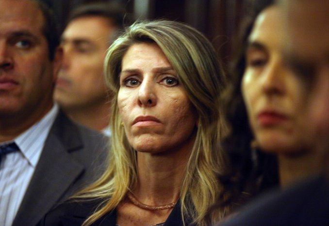 La jueza Arroyo Salgado, ex de Nisman.