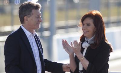 Macri CFK portada