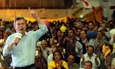 Macri mendoza portada