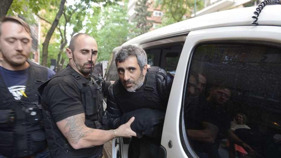 La detención de Baratta ¿antesala para De Vido? (Foto: Clarín)
