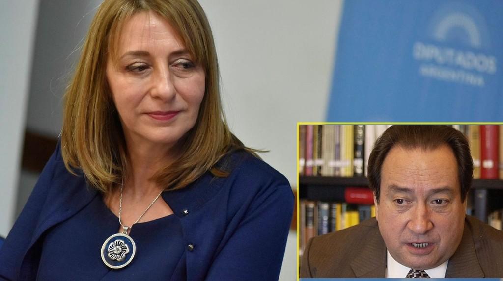La procuradora eligió a Arslanian como su nuevo abogado.