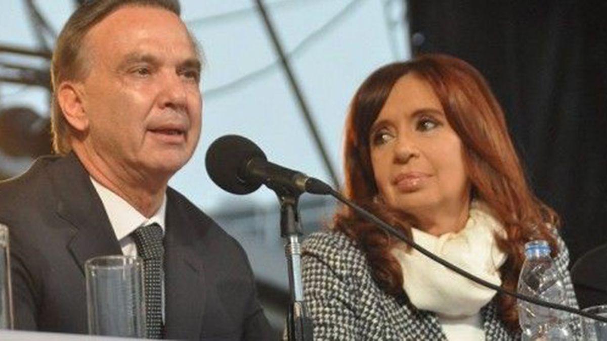 Pichetto CFK portada