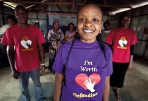 Margaret Mbatia, de Kenia.