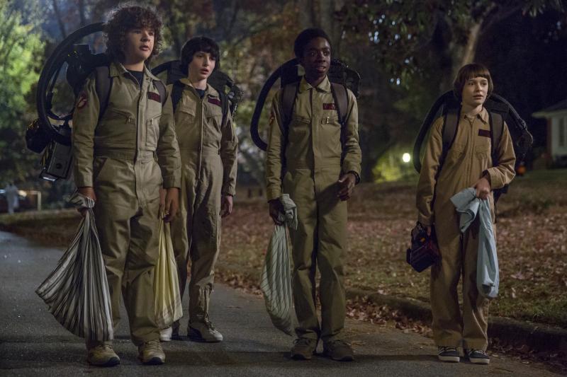Vuelven los ochenta: llega Stranger Things, temporada 2