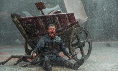 FOX Premium - VIKINGS 5 - Alex Høgh Andersen es Ivar Ragnarsson