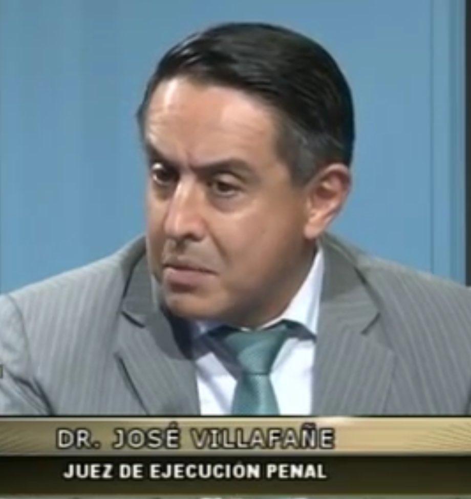 El juez Villafañe, en la mira.