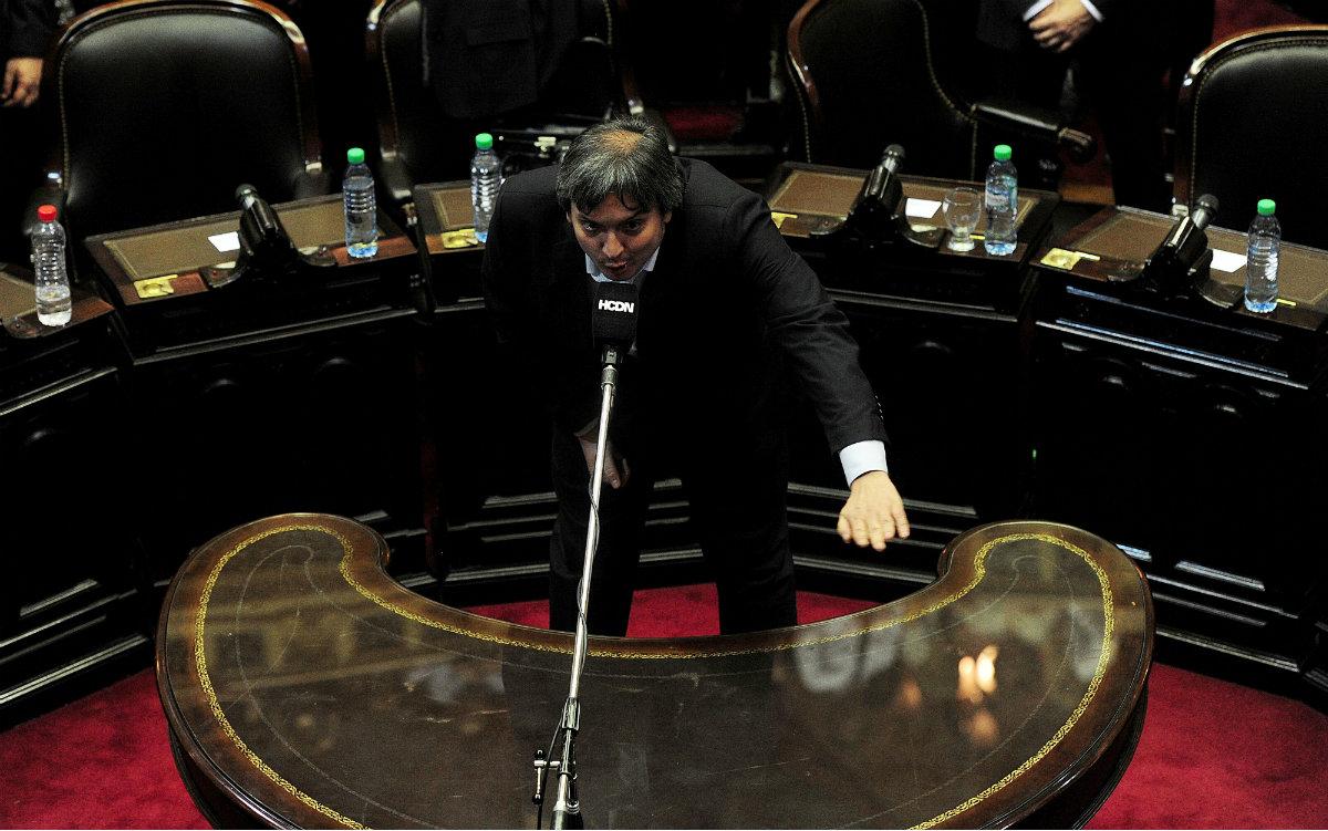 Máximo K está procesado- De ser condenado, no podría ir por la reelección.