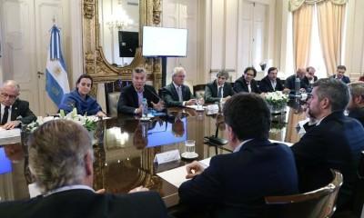 Macri gabinete portada