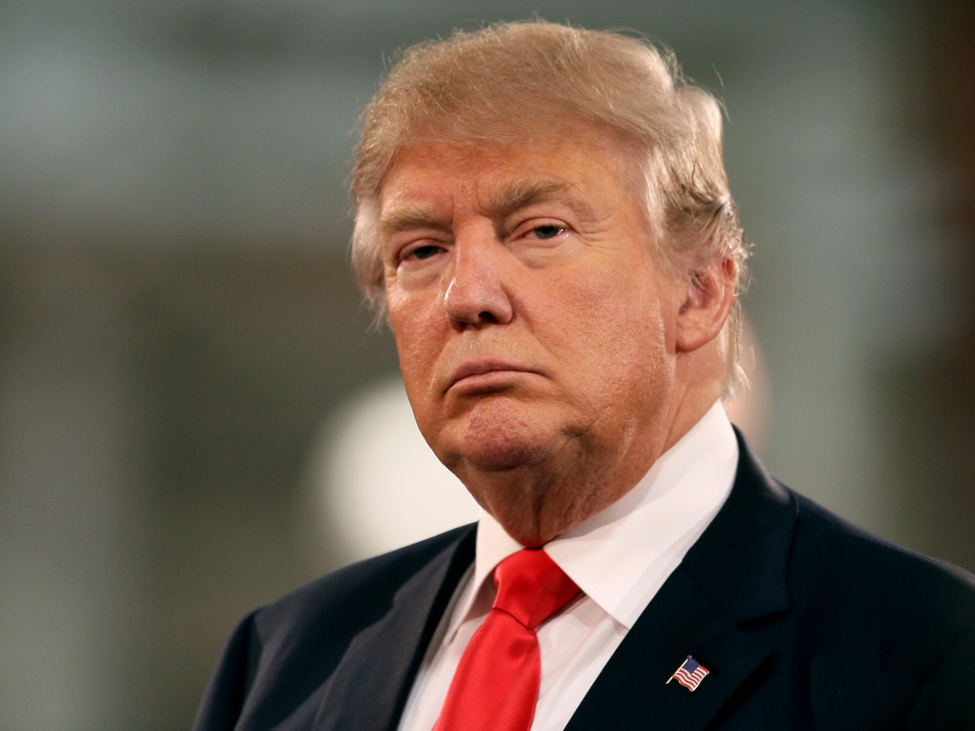 Según la Casa Blanca, todas las mujeres que dicen haber sido acosadas sexualmente por Trump mienten