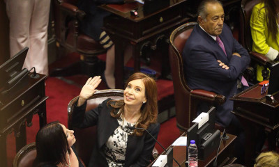 CFK jura portada