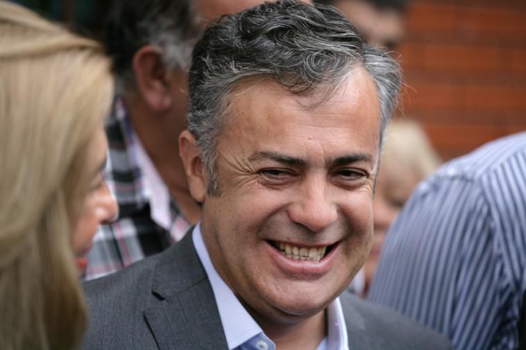 Cornejo, gobernador de Mendoza. Aliado y pendiente.