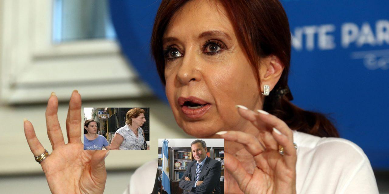 """La madre de Nisman pidió que se investigue a CFK y sus funcionarios como parte de un """"plan criminal"""""""