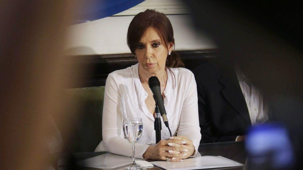 Cristina, en la causa que más la perturba. Nunca habían pedido que la investigasen por un plan criminal.