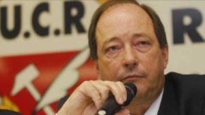 Sanz dejó de ser el nexo con el Gobierno. Su lugar lo tomó Cornejo.
