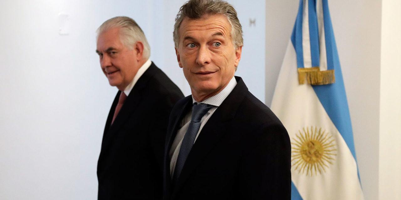 Geopolítica, la razón oculta detrás de la visita del secretario de Estado de Trump
