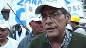 Juan Carlos Alderete, de la CCC.