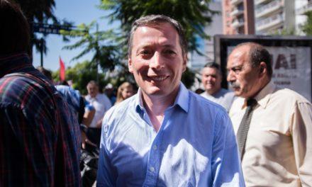 """Fernando Gray en #BORDERPERIODISMO: """"En el PJ pegamos un giro y el candidato sale"""""""