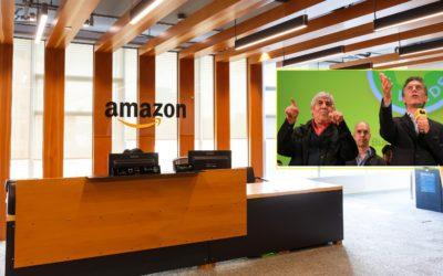 El desembarco de Amazon, otra razón del Gobierno para chocar con Moyano