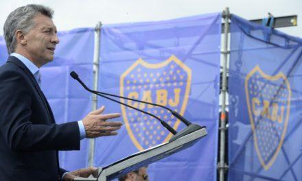 CEOs de la pelota: vínculos y negocios entre el fútbol y el gabinete macrista