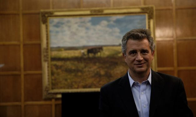 """Etchevehere en #BORDER: """"No es nada descabellada la reelección de Macri"""""""