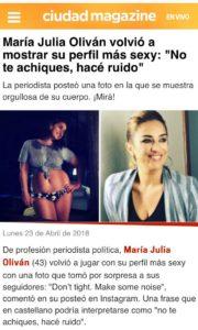 En Ciudad Magazine.