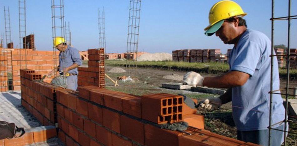 La construcción, dinamizadora de la economía, pero con menos peso a futuro.
