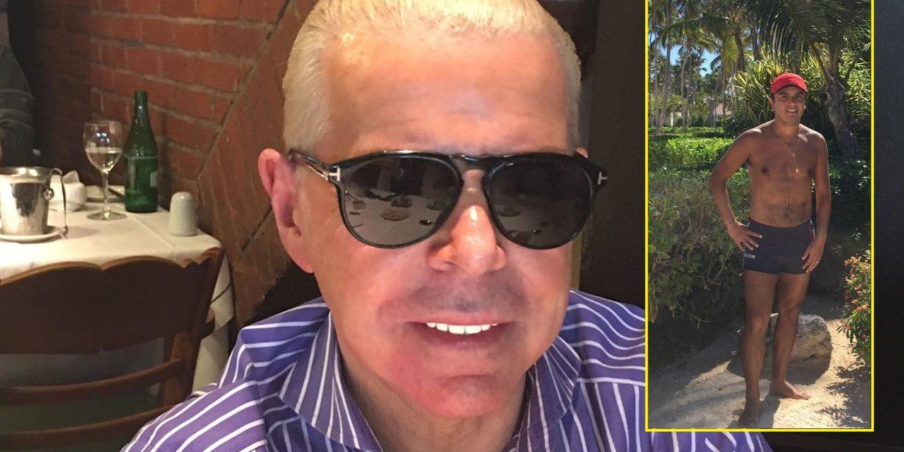 Oyarbide y una red de amigos y autos de lujo de su novio, en la mira por enriquecimiento