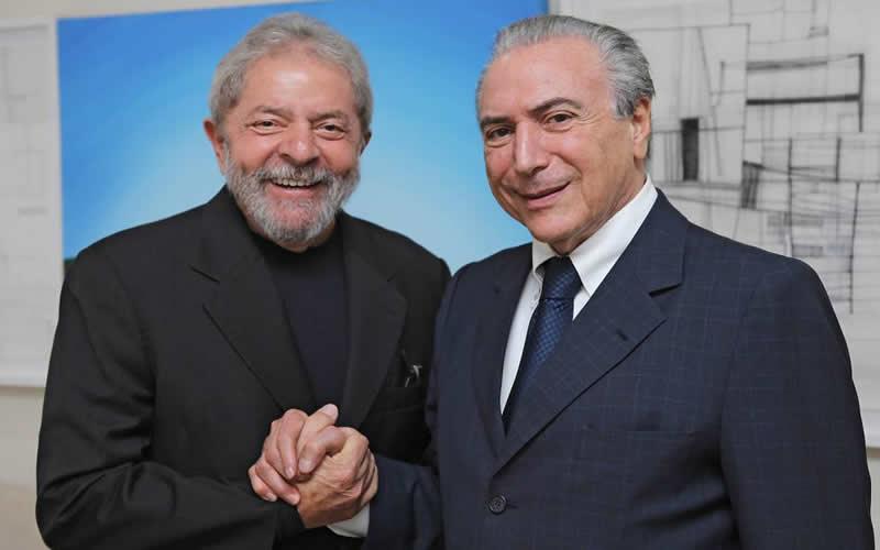 Lula Temer